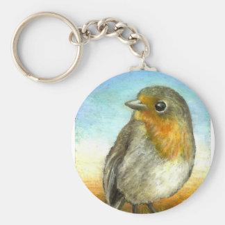 Little Robin Keychain