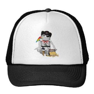 Little Robo-x9 for  Talk Like A Pirate Day Trucker Hat