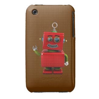 Little Robot iPhone 3 Case-Mate Case