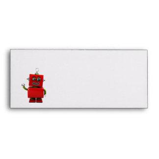 Little Robot Envelope