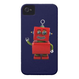 Little Robot iPhone 4 Case