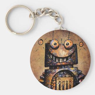 Little Robot Keychain