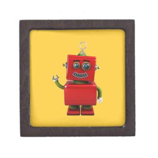 Little Robot Premium Trinket Box