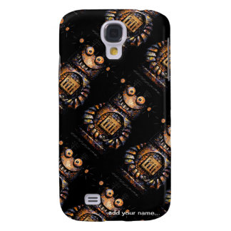 Little Robot Samsung Galaxy S4 Cover