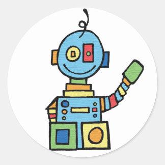 Little Robot Stickers