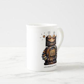 Little Robot Tea Cup