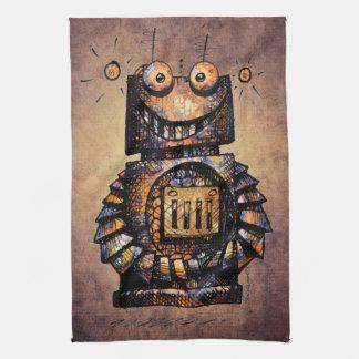 Little Robot Towel