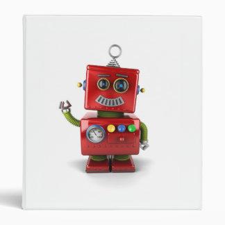 Little Robot Vinyl Binders