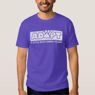 Little Rock Animal Village T-shirt