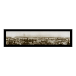 Little Rock AR Photo 1910 Poster