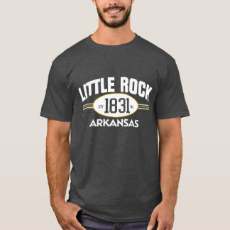 LITTLE ROCK ARKANSAS 1831 CITY INCORPORATED TEE