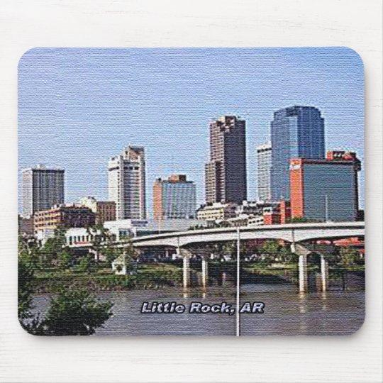 Little Rock, Arkansas Mouse Pad