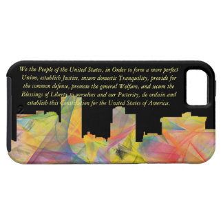 LITTLE ROCK,ARKANSAS SKYLINE WB1 - iPhone SE/5/5s CASE