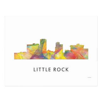 LITTLE ROCK,ARKANSAS SKYLINE WB1 - POSTCARD