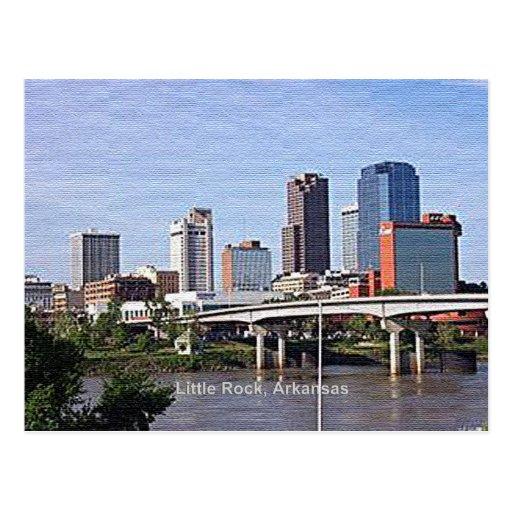 Little Rock, Arkansas Tarjetas Postales