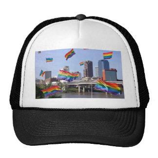 Little Rock Flying Pride Trucker Hat