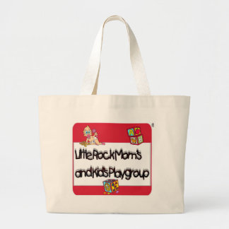 Little Rock Mom's and Kids Playgroup Tote Bag