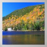 Little Rock Pond Long Trail Vermont Posters