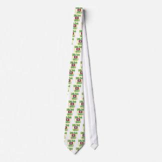 Little Rock Rocks ! (green) Neck Tie