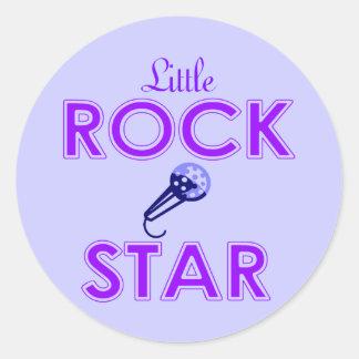 Little Rock Star Sticker