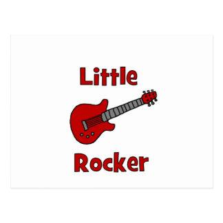 Little Rocker (Guitar) Post Cards