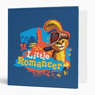 Little Romancer 3 Ring Binder