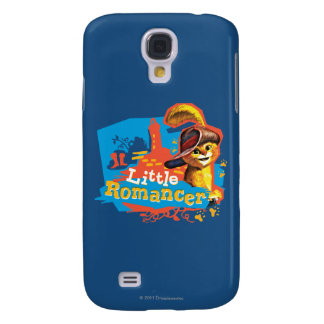 Little Romancer Galaxy S4 Cover