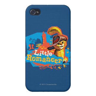 Little Romancer iPhone 4 Covers