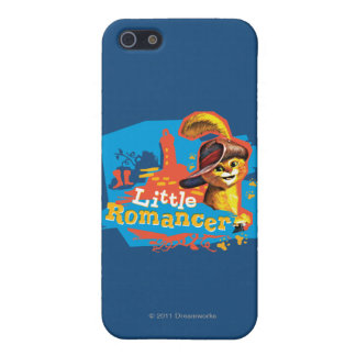 Little Romancer iPhone SE/5/5s Cover