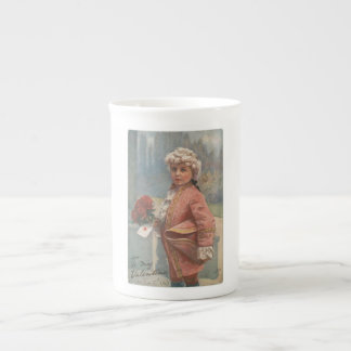"Little Romeo ""To My Valentines"" Tea Cup"