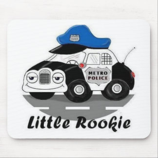 Little Rookie Mouse Pad