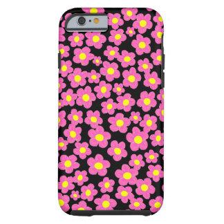 Little Rose Flowers, Tough iPhone 6 Case