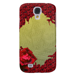 Little Rose Photo Holder! Galaxy S4 Cover