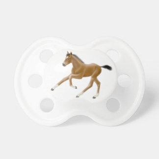 Little Running Horse Foal Pacifier