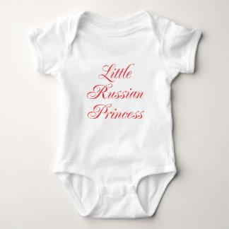 Little Russian Princess Baby Bodysuit