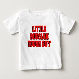 Little Russian Tough Guy Baby T-Shirt