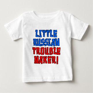 Little Russian Trouble Maker Tee Shirt