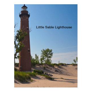 Little Sable Lighthouse Postcard