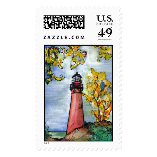 Little Sable Lighthouse Stamps