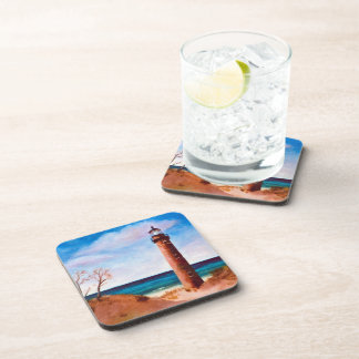 Little Sable Point Lighthouse Coasters