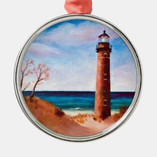 Little Sable Point Lighthouse Ornament