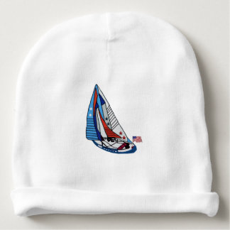 Little Sailor Baby Beanie