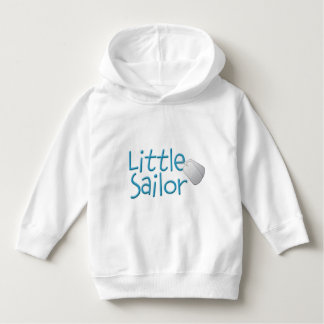 Little Sailor Hoodie