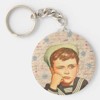 Little sailor keychain
