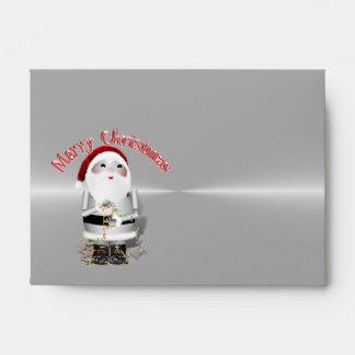 Little Santa Robo-x9 Envelope