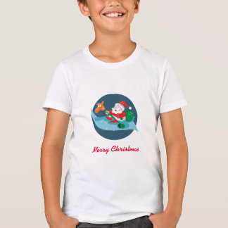Little Santa T-Shirt