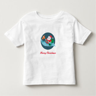 Little Santa Toddler T-shirt