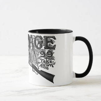 Little savage takedown ad mug