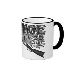 Little savage takedown ad mug