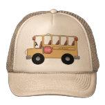 Little School Bus Trucker Hat